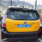 Adquisición efectiva del 1º Taxi de CoopHalal